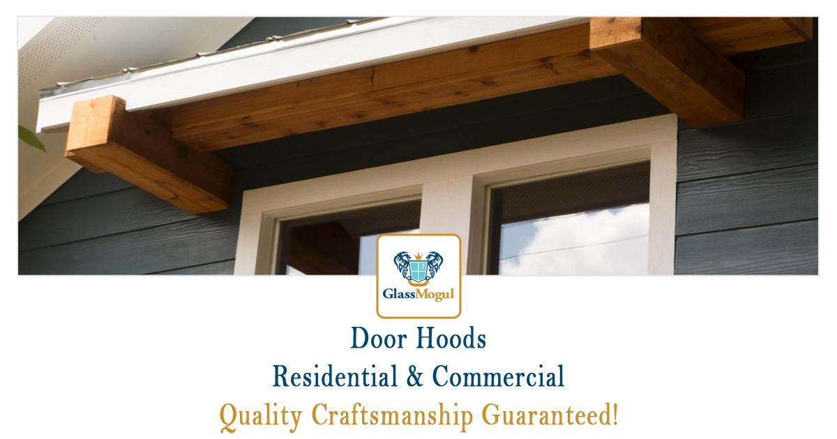 Door Hoods Residential
