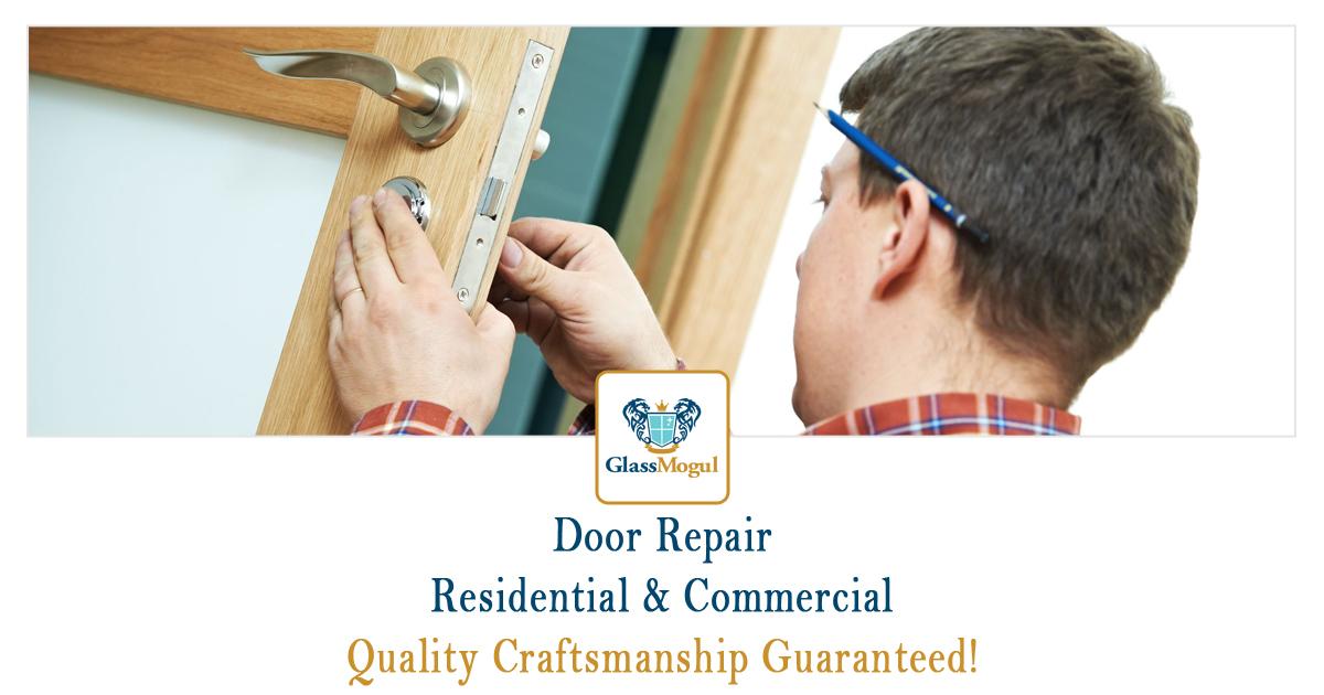 Professional Door Repair