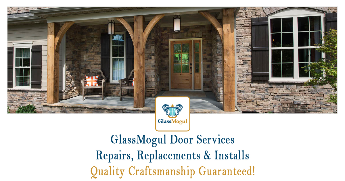 GlassMogul Door Services Page