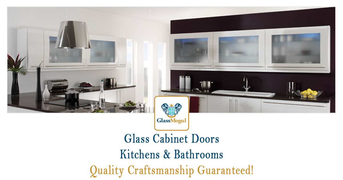 Residential & Commercial Glass Cabinet Door Replacement