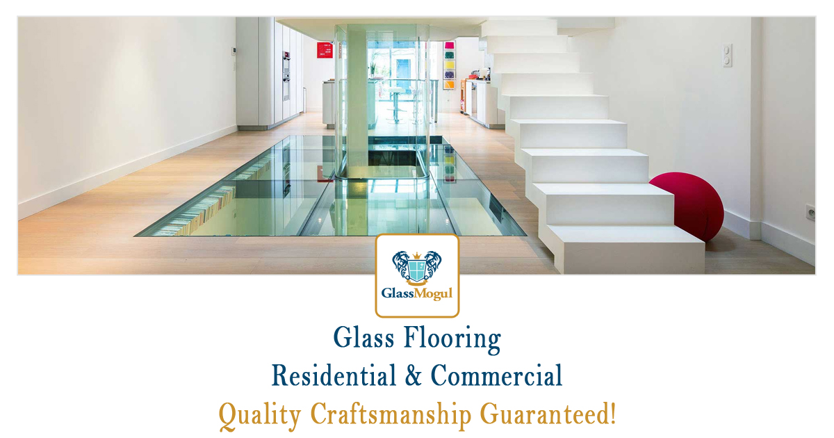 Residential Glass Floor