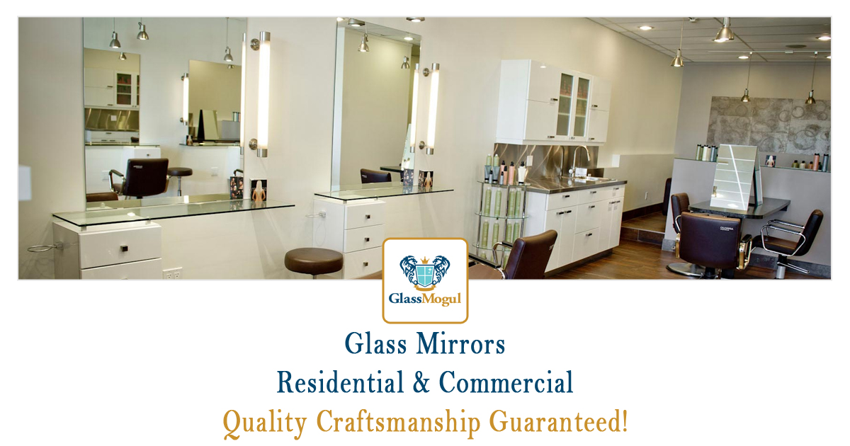 GlassMogul - Commercial Glass Mirrors