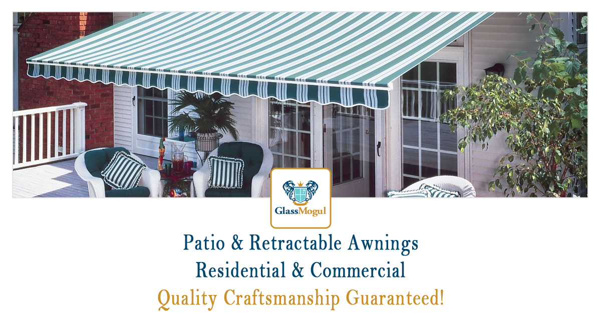 Patio & Retractable Awnings