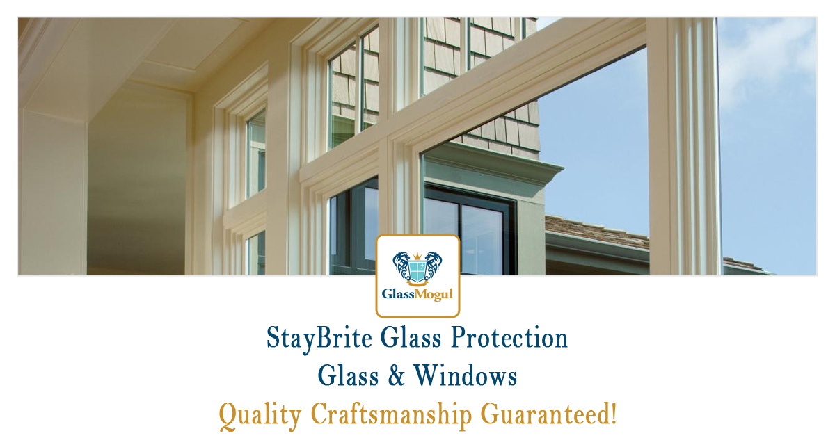 StayBrite Glass Protection
