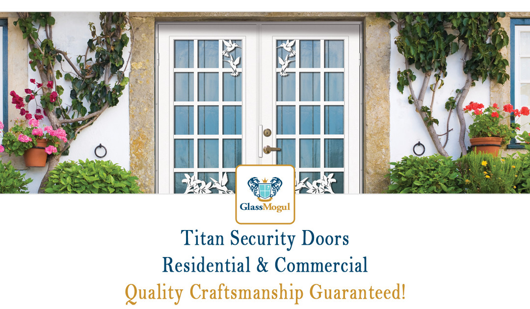 Titan Security Door Showcase