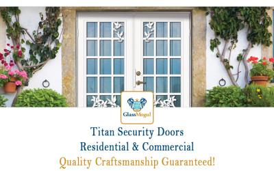 Titan Security Door Showcase