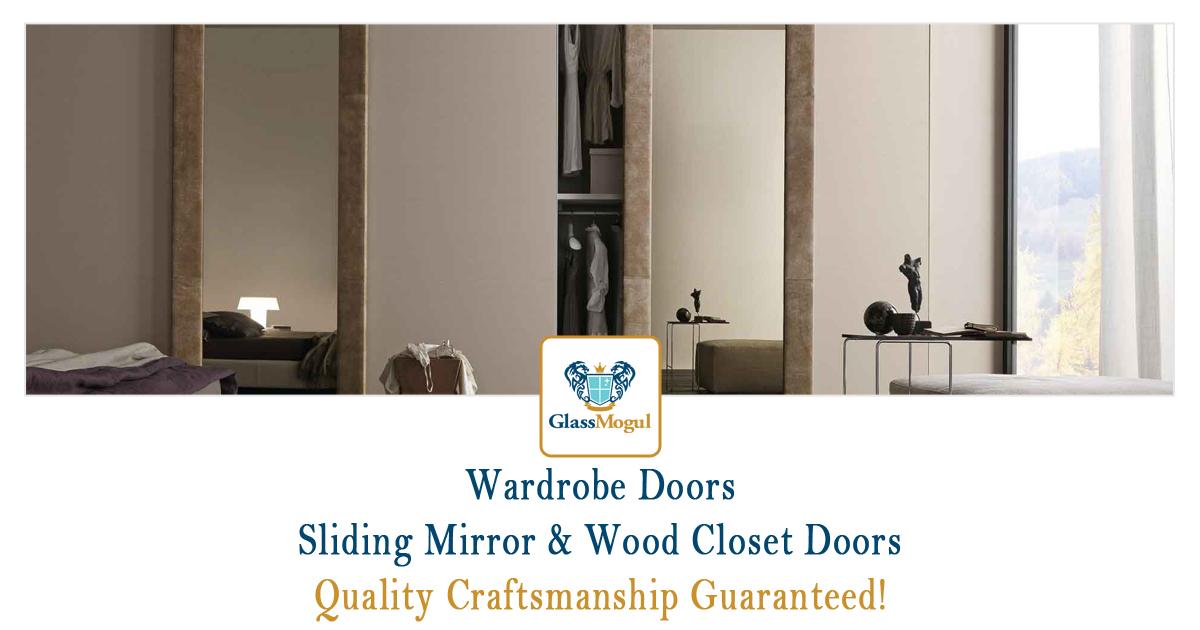 Wardrobe Door Installations Repair Services Sliding Mirrored Wardrobe Doors Arizona
