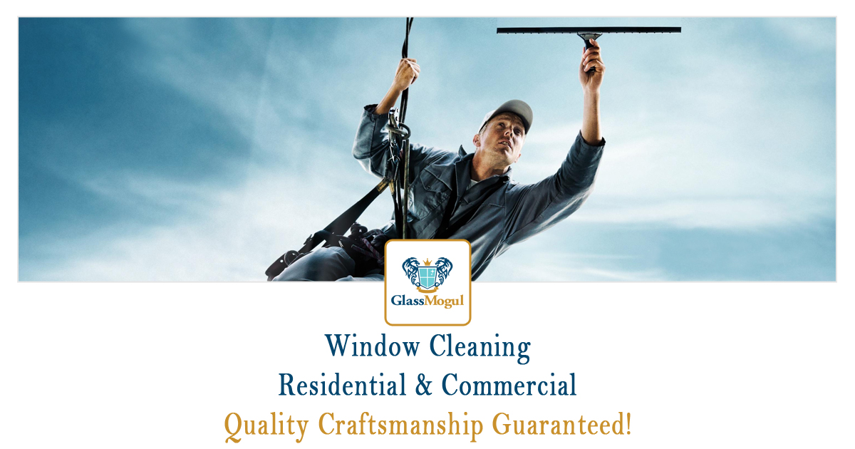 Glass Mogul - Home Window Cleaning Service