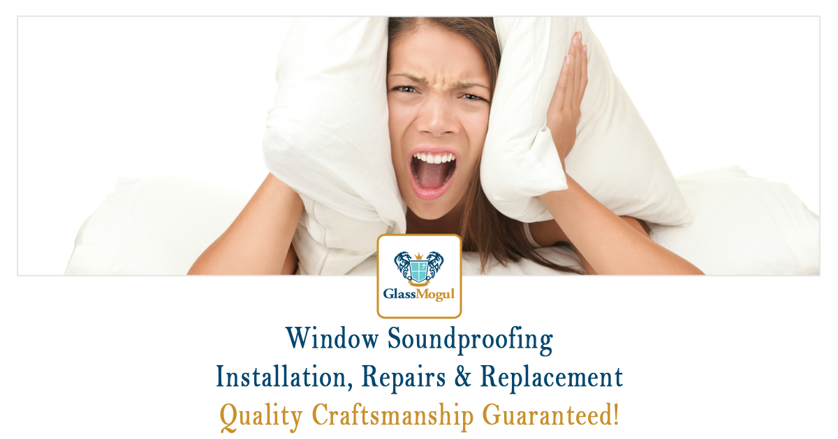 Window Soundproofing